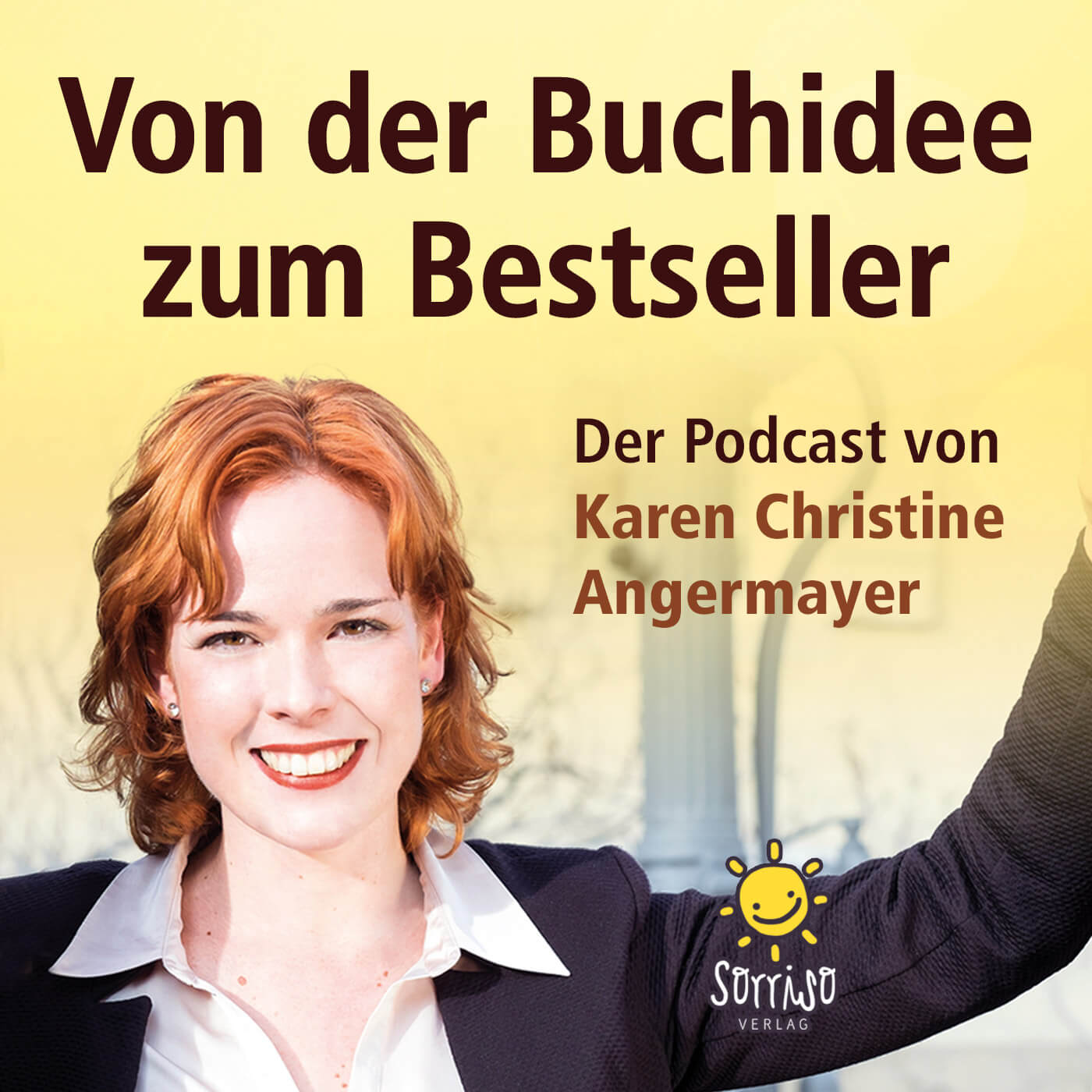 Podcast Cover Christine Angermayer