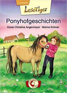 Lesetiger - Ponyhofgeschichten-300hoch