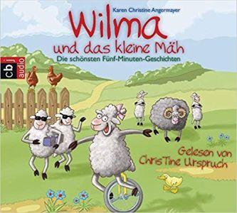 Wilma und das kleine Mäh CD-300hoch